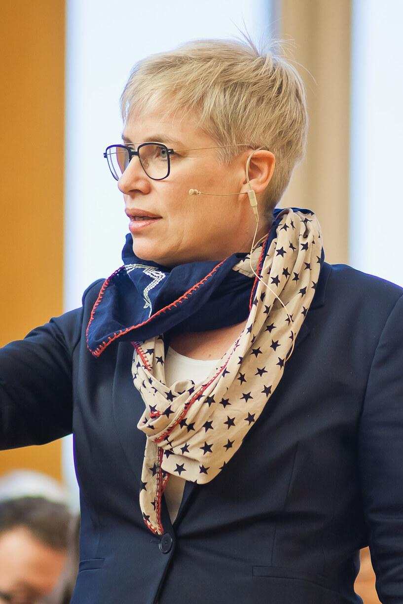 Protrait von Frauke Burgdorff