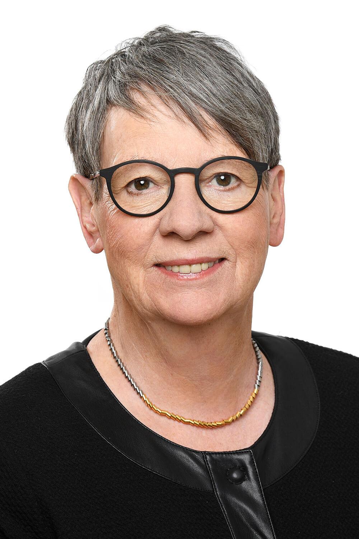 Protrait von Barbara Hendricks