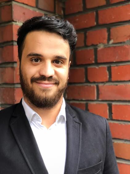 Protrait von Houssam al Zaher