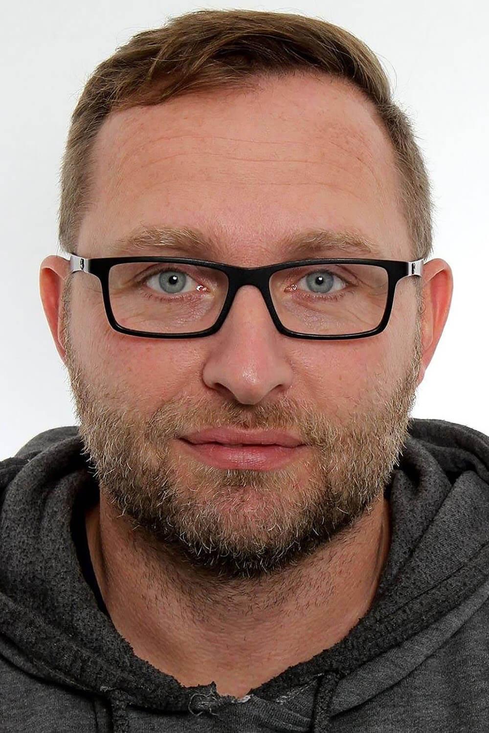 Protrait von Christoph Reichwein