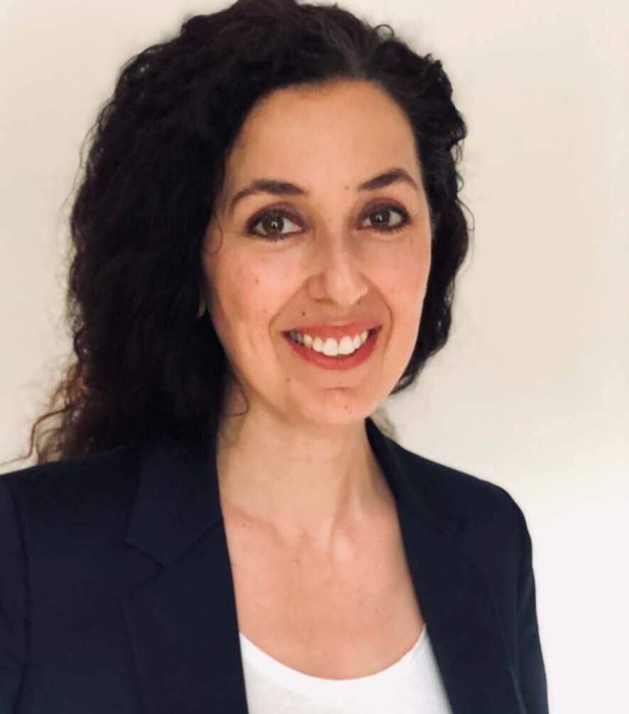 Protrait von Sonya Mayoufi